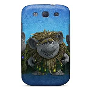 Forever Collectibles Trolls Frozen Hard Snap-on Galaxy S3 Case