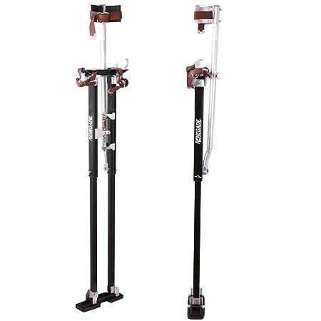 Renegade Pro Drywall Stilts - Altura extra alta, 121,92 cm - 162,88 cm, altura ajustable: Amazon.es: Bricolaje y herramientas