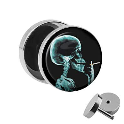 "1x falsa dilatación ""fumar - imagen de rayos X"" - Ø 10 mm"