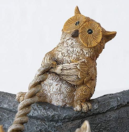 Rostalgie Kunstharz Vogeltr/änke Nussschale Waldtiere zur Auswahl Garten Dekoration 1 ST/ÜCK