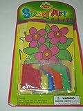 : Sand Art Color Kit ~ FLOWERS
