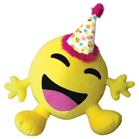 Amazon Iscream Bestie Jumbo Emoji Happy Birthday Fleece