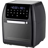 Healthy Choice 12 Litre Digital Air Fryer, 12 in 1 Function Reheat/Preheat/Defrost/French Fry/Rotisserie/Baking…