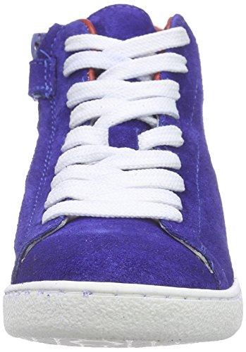 HIP H1833/162/0000/0000 - Zapatillas altas Unisex Niños Azul - Blau (44SU)