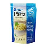 Better Than Foods - Rice, Noodles, Pasta (14oz), Pack of 6 (Better Than Pasta - Spaghetti)