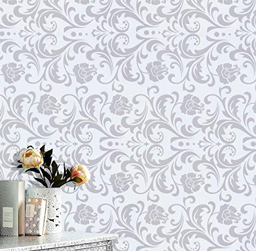 Wallpaper Removable Covering Waterproof 17 7x78 7 product image