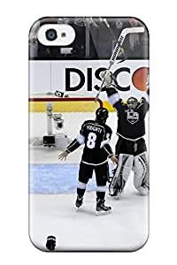 BiYWwMb5606bIoWT EverettAlenders Awesome Case Cover Compatible With Iphone 4/4s - Los-angeles-kings Los Angeles Kings (88)