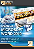 Learning Microsoft Word 2010 - Training Course for Mac [Download]