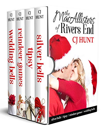 The MacAllisters of Rivers End Boxed Set (Books 1-4): including Silver Bells + Tipsy + Reindeer Games + Wedding Bells