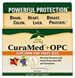 Terry Naturally CuraMed + OPC – 60 Softgels Review