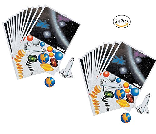 Fun Express Make Your Own Solar System Sticker (2 Dozen) (2)