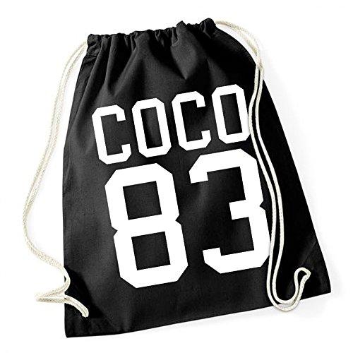 Coco 83 Gymsack Black Certified Freak Z9LuYZyI