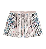 Peter Pilotto Blush Printed Silk Shorts 12