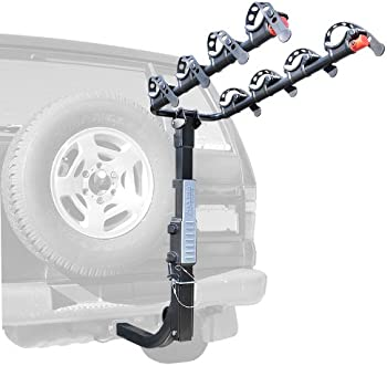 Allen Sports Premier Jeep Wrangler Bike Racks