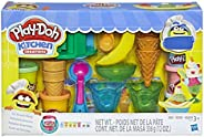 Conjunto Massinha Play-doh Festa Do Sorvete Play-doh Multicor