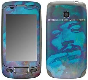 MusicSkins, MS-JIMI70248, Jimi Hendrix? - Valleys Of Neptune, LG Optimus T (P509), Skin