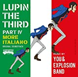 LUPIN THE THIRD PART IV ORIGINAL SOUNDTRACK MORE ITALIANO(2BLU-SPEC CD2)