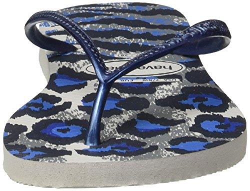 slim Hav Animales Azul Havaianas Gris Marino Bleu Chanclas E5qxBvwx