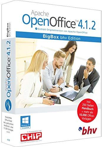 Apache Openoffice 4 1 2 Amazon De Software