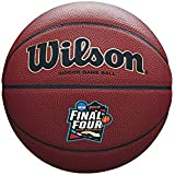 Wilson Sporting Goods NCAA Men's Final Four Mini Replica Basketball, Brown