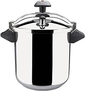Magefesa 326Y110 Inoxtar Straight Pressure Cooker
