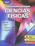 Holt Espectro de las Ciencias: Ciencias Fisicas, Ken Dobson and John Holman, 003042979X