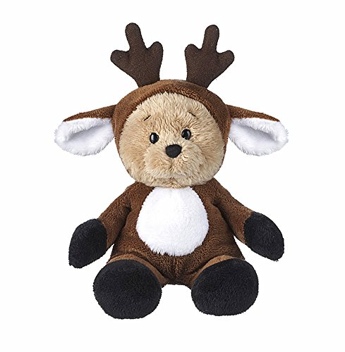Wee Bears Costumed Teddy Bear: Reindeer - By Ganz by Ganz from Ganz