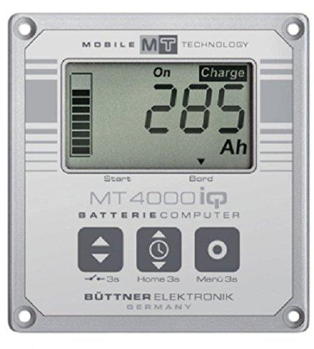 Büttner Elektronik MT 4000Iq Batterie-Computer mit 200 A-Shunt, 28677
