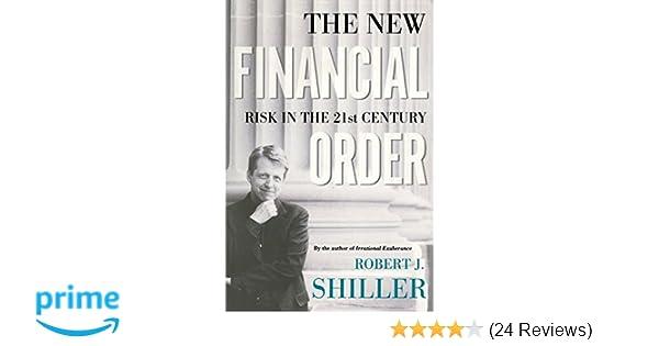 Robert Shiller Books