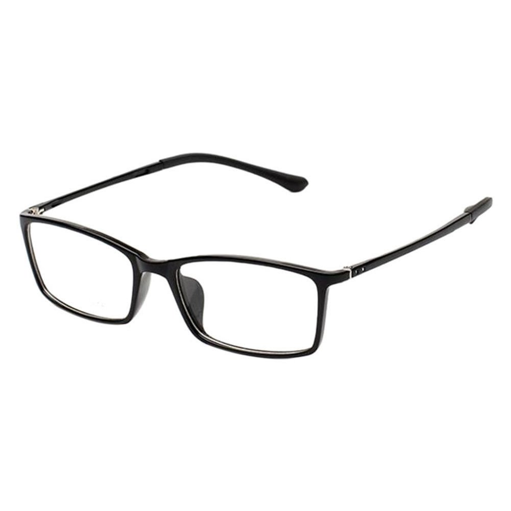 ddd9e0a7ff8 Haodasi Retro TR90 Myopia Anti-fatigue Glasses Slim Frame Computer Goggles  Nearsighted Lenses -0.50~-6.00 for Students Teacher Driver (These are not  reading ...