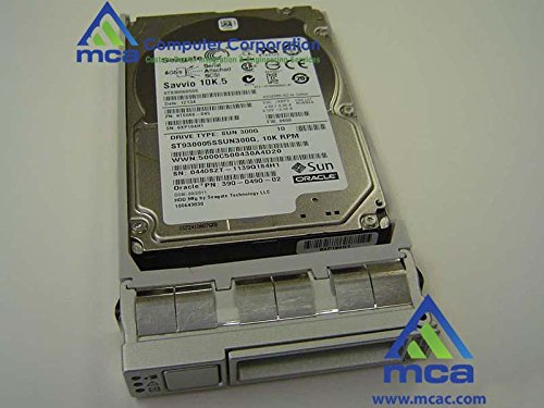 SUN MAP3367N PULLS FROM SUN FIRE V120, 36GB SCSI 80 PIN ULTRA3 10000 RPM U160 Sun-540-5462-390-0156-36GB-80-PIN-SCSI-Hard-Disk-Drive-MAP3367N-X5261A