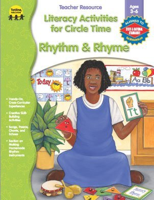 Literacy Activities for Circle Time: Rhythm and Rhyme, Grades Preschool - K by DeVries Karen (2004-02-11) Paperback ()