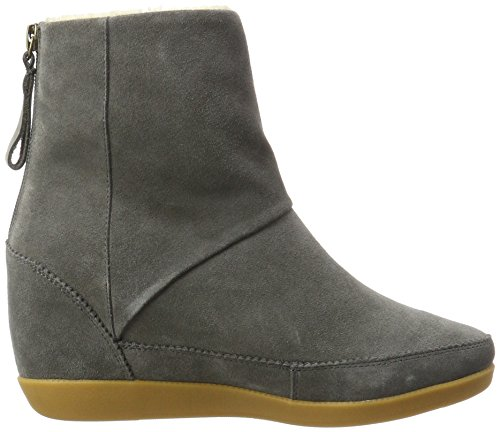Grey Dark the Fur Gris Bottes Emmy Femme 141 Shoe Bear zxOBFdd
