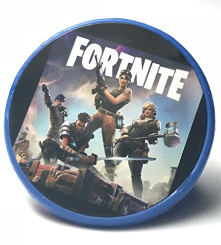 Price comparison product image Fortnite Cupcake Toppers Rings Party Favors - 16 pcs