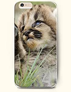 OOFIT iPhone 6 Case ( 4.7 Inches ) - Lovely Cub Tiger