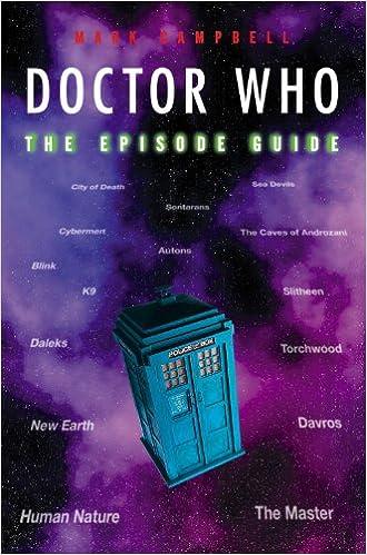 Doctor who season 5 episode guide.
