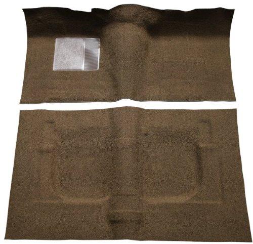 1995 to 2002 Chevrolet Blazer Carpet Replacement Kit, 2 Door Complete Kit (Mid Size) (8835-Medium Beige Cut Pile)