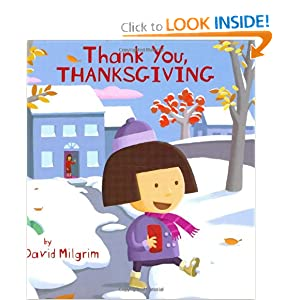 Thank You, Thanksgiving David Milgrim