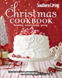 Southern Living Christmas Cookbook 2013 Special Edition Presented Exclusively By Dillards