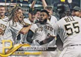 Pittsburgh Pirates 2018 Topps Complete Mint Hand Collated 20 Card Team Set with Tyler Glasnow and Josh Bell Future Stars cards plus