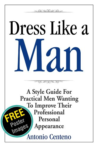 Dress Like Man Professional Appearance ebook product image