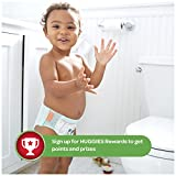 HUGGIES Little Movers Slip On Diaper Pants, Size 4, Packaging May Vary