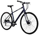 Diamondback Bicycles Insight 2 Complete Hybrid Bike, 18″/Medium, Blue For Sale