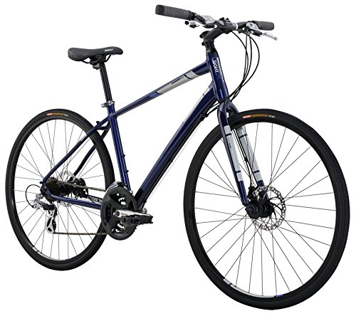 Cheap Diamondback Bicycles Insight 2 Complete Hybrid Bike, 16″/Small, Blue