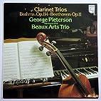 clarinet trios - brahms: op. 114 /…