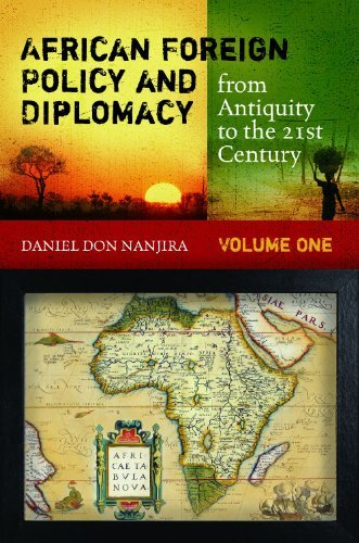 Download African Foreign Policy and Diplomacy from Antiquity to the 21st Century Pdf
