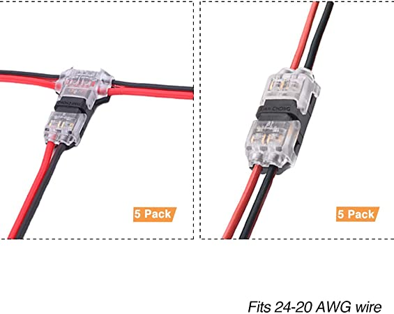 Designed For Phone /& Low Voltage Splice Connectors Premium Snap /& Cut Tool