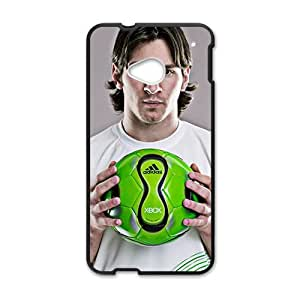 Happy Lionel Messi football Player Phone Case for HTC One M7