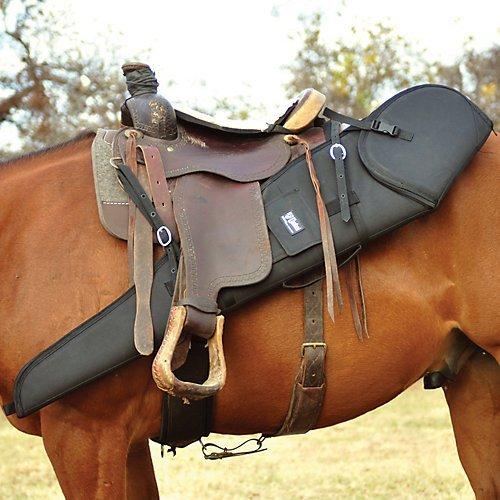 Saddle Rifle Scabbard (Cashel Rifle Scabbard Black)