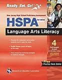HSPA Language Arts Literacy, Research & Education Association Editors, 0738608459